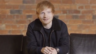 Ed Sheeren most streamed artist of 2014 - Spotify - Video