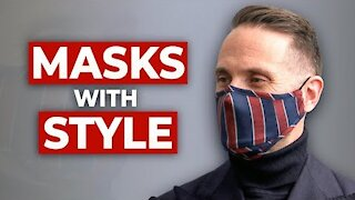 TOP 5 Tips for Matching a Mask To Your Outfits Stylish Face Masks