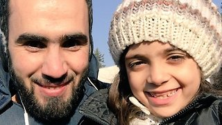 Syrian Girl Behind Popular Twitter Account Safely Evacuated From Aleppo - Video
