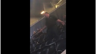 Man at concert busts out epic Michael Jackson moves