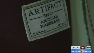 Handmade in the Heartland: Artifact Bags - Video