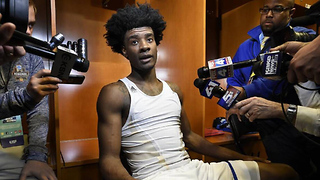 Josh Jackson Could STEAL the #1 Overall Pick from Markelle Fultz - Video