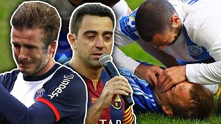 10 Most Emotional Moments In Football! - Video