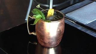 Celebrate National Bourbon Day with a Louisville Sweet Peach cocktail - Video