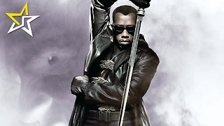 Wesley Snipes Talks About Wanting Another Cut At The 'Blade' Movie Franchise - Video