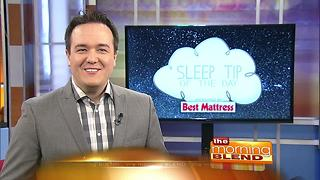 Sleep Tip Of The Day 6/26/17 - Video