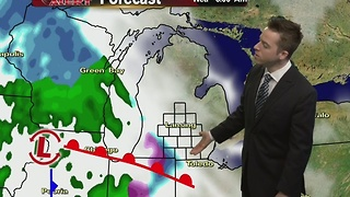 Dustin's First Alert Forecast 11-21 - Video
