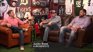 Sports Cave: Final thoughts with Justin Rose, Tony Paul and Tim Lelito - Video