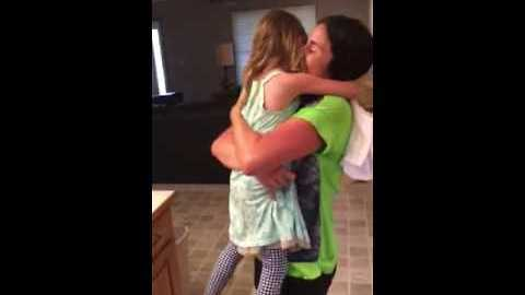 This Little Girl Discovers That She's Going To Be A Big Sister And Her Reaction Is Adorable