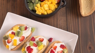 Sugar Cookie Tacos - Video