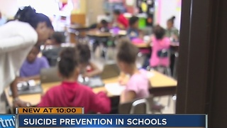 State Superintendent wants more social workers and health services for students - Video