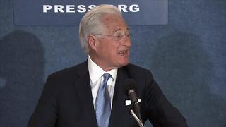 Marc Kasowitz, President Trump's lawyer, addresses Comey's testimony - Video