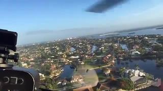 Collier Mosquito Control applying treatments over parts of Southwest Florida - Video