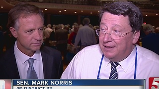 Lawmakers Donate To TN Food Banks - Video