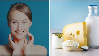 Here's the Truth About the Relationship Between Your Skin and Eating Dairy - Video