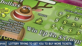 Colorado Lottery adds midday drawing to keep player interest - Video