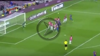 Jeremy Mathieu Goal - Barcelona vs Alaves  1-1 - Video
