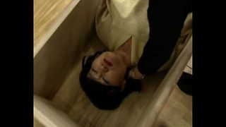 South Koreans Lie Inside Closed Coffins - Video
