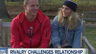 Rivalry challenges couple's relationship - Video