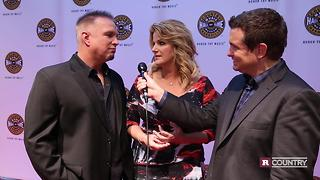 "Garth Brooks & Trisha Yearwood talk about ""Christmas Together"" 