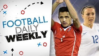 Who will win the Copa América? | #FDW Q+A Special Edition with The Exploding Heads - Video