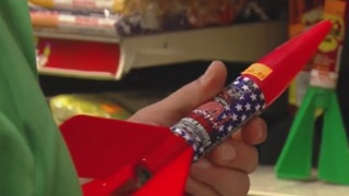 Loophole in state law allows for fireworks sales - Video