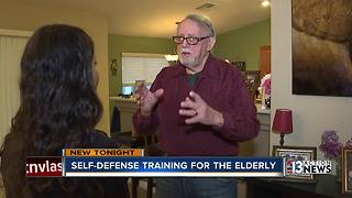 Self-defense tips for senior citizens - Video