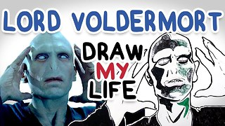 Voldemort || Draw My Life - Video