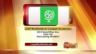 LEAP Worldwide & Conquer Accelerator- 7/18/17 - Video