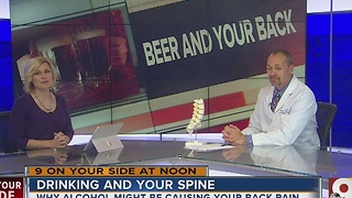 Beer and your Back - Video