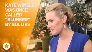 Kate Winslet tells crowd she got body shamed - Video