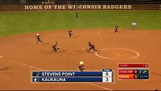Kaukauna Blanks Stevens Point in Semifinals - Video