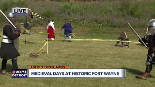 Medieval Days at Historic Fort Wayne - Video
