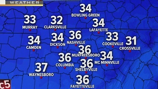 Lelan's Morning Forecast: Friday, December 9, 2016