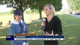 Women in vintage base ball - Video