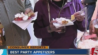 Best Party Appetizers Tested - Video