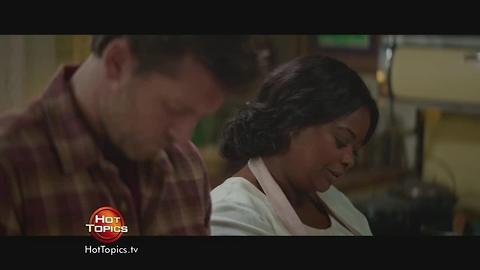 "Octavia Spencer hopes ""The Shack"" leaves viewers feeling at peace 