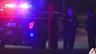 KCPD: 1 dead, 1 injured in double shooting - Video