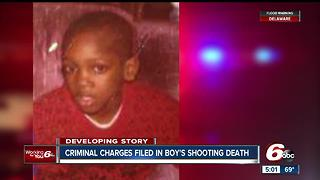 Father of child who shot, killed 9-year-old charged with neglect - Video