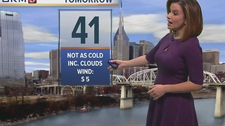 Bree's Evening Forecast: Friday, December 9, 2016 - Video