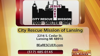 City Rescue Mission of Lansing -12/16/16 - Video