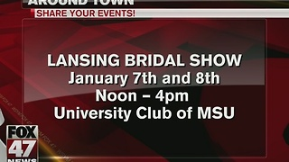 Lansing Bridal Association hosts January Bridal Show - Video