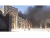 Blast Near Herat Mosque Kills at Least 10 People - Video