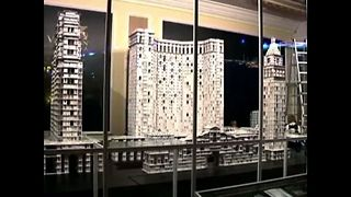 World's Biggest Card Stack - Video