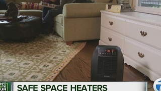 Safe space heaters - Video