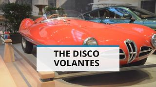 Super cars : which is the best Disco Volante - Video