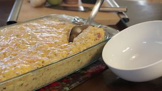 Mac N' Cheese Carbonara Recipe - Video