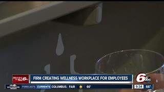Healthy office space brings work-life balance to local firm - Video