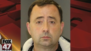 USA Gymnastics doctor charged in CSC case