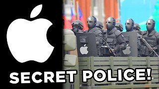 10 Shocking Secrets About Apple - Video